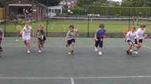 Booking is now OPEN for the club's popular Summer junior tennis camps! The camps are for children aged between 4 and 11 during week day mornings from 9:30-12:00. The coaching […]